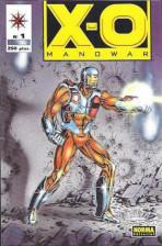X-O Manowar Vol.1 nº 1