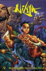 Ninja Boy Vol.1 nº 1