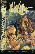 Ninja Boy Vol.1 nº 4