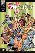 Thundercats Vol.1 nº 1