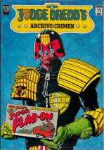 Judge Dredd's Archivos del Crimen Vol.1 nº 2
