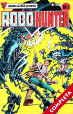 Robo-Hunter Vol.1 - Completa