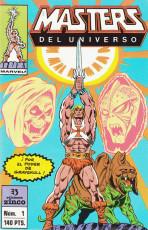 Masters del Universo Vol.2 nº 1