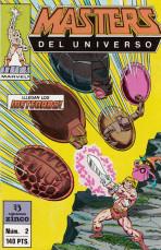 Masters del Universo Vol.2 nº 2