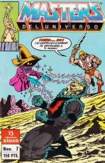 Masters del Universo Vol.2 nº 7