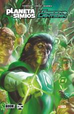 Green Lantern / El planeta de los Simios