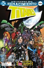 Titanes: El contrato de Lázaro