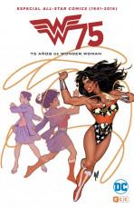 Especial All-Star Comics (1941-2016): 75 años de Wonder Woman