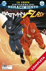 Batman / Flash: La Chapa Vol.1 - Completa -