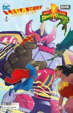 Liga de la Justicia / Power Rangers Vol.1 nº 3