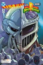 Liga de la Justicia / Power Rangers Vol.1 nº 4
