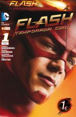 Flash: Temporada Cero Vol.1 nº 1