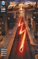 Flash: Temporada Cero Vol.1 nº 4