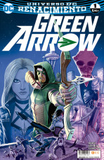 Green Arrow Vol.2 nº 1
