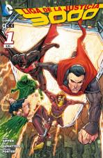 Liga de la Justicia 3000 Vol.1 nº 1