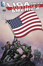 Liga de la Justicia de América Vol.1 nº 1