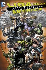 Liga de la Justicia de América Vol.1 nº 2