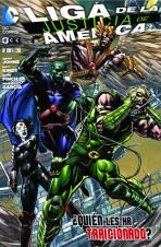 Liga de la Justicia de América Vol.1 nº 3