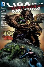 Liga de la Justicia de América Vol.1 nº 4