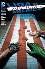 Liga de la Justicia de América Vol.1 nº 5