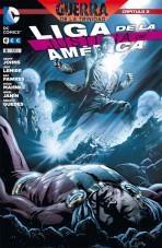 Liga de la Justicia de América Vol.1 nº 6 - Guerra de la Trinidad Capítulo 2