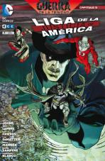 Liga de la Justicia de América Vol.1 nº 7 - Guerra de la Trinidad Capítulo 3