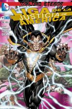Liga de la Justicia de América Vol.1 nº 8