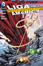 Liga de la Justicia de América Vol.1 nº 9