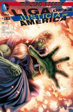 Liga de la Justicia de América Vol.1 nº 10