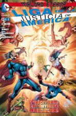 Liga de la Justicia de América Vol.1 nº 14