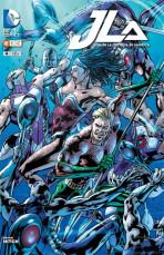 JLA: Liga de la Justicia de América Vol.1 nº 4