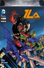 JLA: Liga de la Justicia de América Vol.1 nº 5