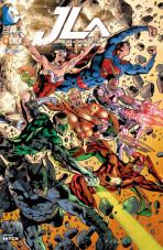 JLA: Liga de la Justicia de América Vol.1 nº 7