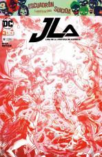 JLA: Liga de la Justicia de América Vol.1 nº 8