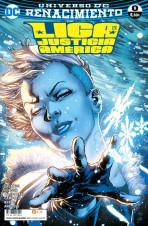 Liga de la Justicia América Vol.1 nº 0