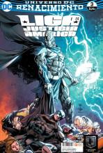 Liga de la Justicia América Vol.1 nº 3
