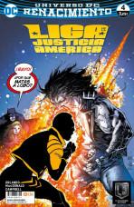 Liga de la Justicia América Vol.1 nº 4