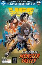 Liga de la Justicia América Vol.1 nº 5