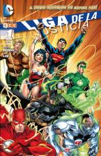 Liga de la Justicia Vol.1 nº 1