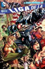 Liga de la Justicia Vol.1 nº 5