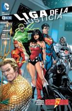 Liga de la Justicia Vol.1 nº 7