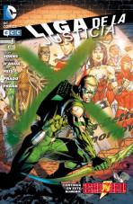 Liga de la Justicia Vol.1 nº 8