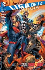 Liga de la Justicia Vol.1 nº 9