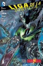 Liga de la Justicia Vol.1 nº 10