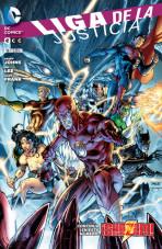 Liga de la Justicia Vol.1 nº 11