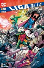Liga de la Justicia Vol.1 nº 54