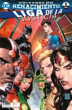 Liga de la Justicia Vol.1 nº 56/1