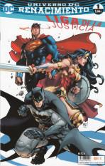 Liga de la Justicia Vol.1 nº 56/1 - Edición Especial Expocomic 2017 -