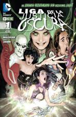 Liga de la Justicia Oscura Vol.1 nº 1