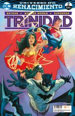 Batman / Wonder Woman / Superman: Trinidad Vol.1 nº 2